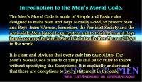 The Men's Moral Code 8